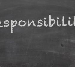 Responsabilitate !