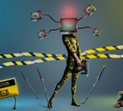 Continutul ieftin din mass-media