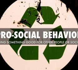 Relatii autentice si comportament prosocial