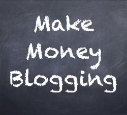 Bani din blogging !?