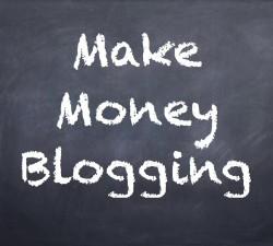 Bani din blogging !?