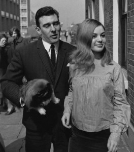 Reggie-Kray-and-Frances-Shea