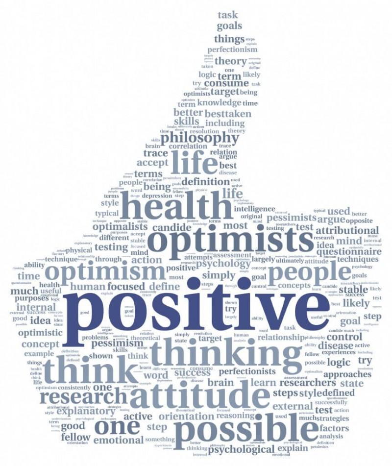 oameni pozitivi