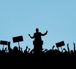 Aveti un discurs politic memorabil dragi candidati !?