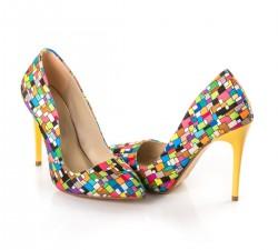 Pantofii de dama din piele naturala si tendinte Modlet !