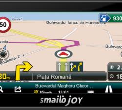 Vreau sa fac cadou un sistem de navigatie GPS