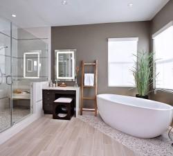 Cum aranjezi baia pentru un confort sporit
