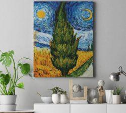 Toamna in casa si in suflet cu tablourile canvas moderne de pe emerca.ro !